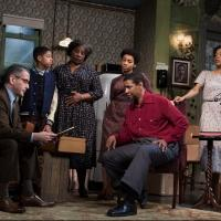 Photo Flash: First Look at Denzel Washington & More in A RAISIN IN THE SUN on Broadway!
