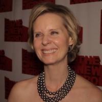 BWW TV: Chatting with Cynthia Nixon & More on Opening Night of New Group's RASHEEDA SPEAKING