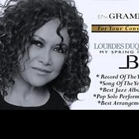 Lourdes Duque Baron's Debut Jazz Single from 'My Spring In Paris' Up for Grammy Nod