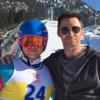 EDDIE THE EAGLE Biopic, Featuring Hugh Jackman, to Hit Theaters Next Spring