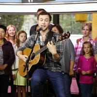 VIDEO: Phillip Phillips Performs New Single 'Unpack Your Heart', 'Raging Fire' on TODAY