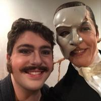 Photo Flash: First Look- James Barbour Dons the Mask in THE PHANTOM OF THE OPERA