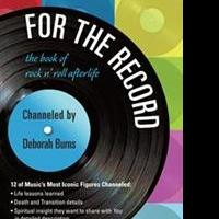 Deborah Burns Launches Marketing Push for New Book FOR THE RECORD