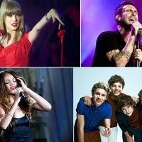 Rihanna, Swift Lead 2013 BILLBOARD MUSIC AWARDS
