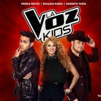 Nine More Selected during LA VOZ KIDS Blind Auditions