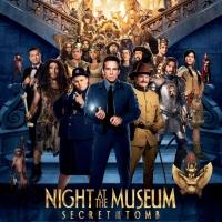 First Look - New Poster Art for NIGHT AT THE MUSEUM: SECRET OF THE TOMB