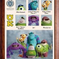 Helen Mirren & More Join Voice Cast of Disney/Pixar's MONSTERS UNIVERSITY