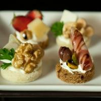 Marinas Menu:  CRAVE.IT in NYC A Wonderful Italian Caffe