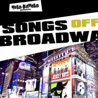 'Songs Off Broadway', las canciones más espectaculares a escena