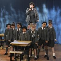 Photo Flash: Cast of MATILDA THE MUSICAL Performs on GMA