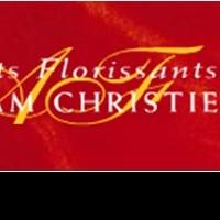 Les Arts Florissants Announces 2014-15 Season Highlights