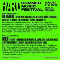 Line-Up Revealed for 8th Annual Hard Summer Music Festival
