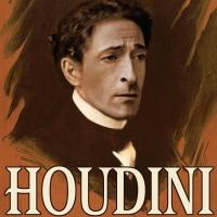 Photo Flash: Iconic Houdini Posters Recreated for Adrien Brody Miniseries