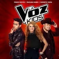 Ten New Voices Selected on Telemundo's LA VOZ KIDS