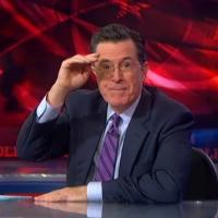 Stephen Colbert Announcess Date for Final COLBERT REPORT Broadcast