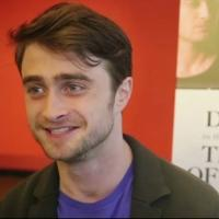 BWW TV: Daniel Radcliffe is Back on Broadway- Chatting with the Star of THE CRIPPLE OF INISHMAAN!