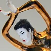 Suzanne Frank's 'Splendor of Clay Artistry' Exhibit at King Center Now Open