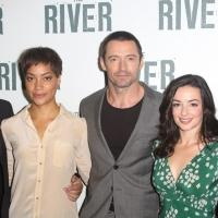Photo Coverage: In the Rehearsal Room with Hugh Jackman and the Company of THE RIVER on Broadway!