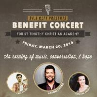 Jason Crabb, Natasha Owens and Cass Dillon Set for AN EVENING OF MUSIC, CONVERSATION AND HOPE, 3/20