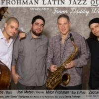 Mitch Frohman Latin Jazz Quartet Comes to the Warner Tonight