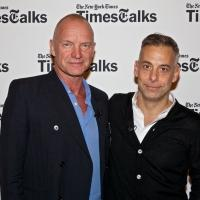 FIRST LOOK - Sting & Joe Mantello Chat Broadway's THE LAST SHIP on TimesTalk