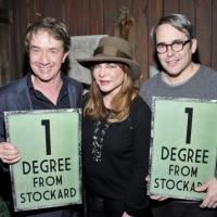Photo Flash: Broadway Gathers for Six Degrees of Stockard Channing!