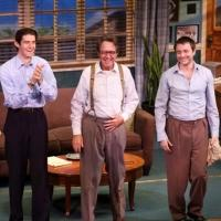 Photo Coverage: BILLY & RAY Opens Off-Broadway - Curtain Call