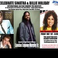 Landau Eugene Murphy Jr. to Headline Salute to Sinatra and Billie Holiday