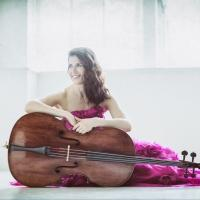 Inbal Segev Plays BACH CELLO SUITES Album Wrap Party at Lincoln Center Tonight