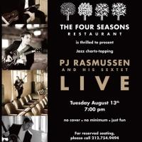 PJ Rasmussen Sextet Plays The Four Seasons Tonight