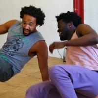 Photo Flash: Sneak Peek at Rehearsals for Menier Chocolate Factory's THE COLOR PURPLE