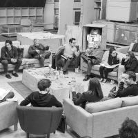 Harrison Ford & More in First STAR WARS EPISODE VII Cast Photo!