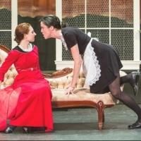 Photo Flash: First Look at THE MAIDS at The Sherman Playhouse