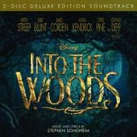 INTO THE WOODS Movie Soundtrack Sells 52,000 Copies & Set For #3 Billboard Top 200 Debut