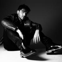 Photo: First Look - Adam Lambert Featured in New Issue of Hunger Magazine