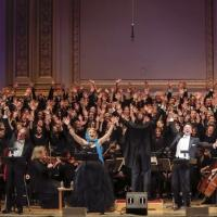 BWW Reviews: Hallelujah. The Collegiate Chorale Brings MESSIAH (Not) to Carnegie Hall