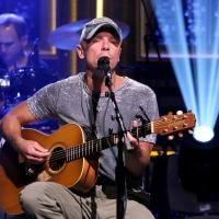 VIDEO: Kenny Chesney Performs 'Wild Child' on TONIGHT SHOW