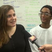 BWW TV Exclusive: Behind the Scenes of Roundabout's Student Production Workshop!