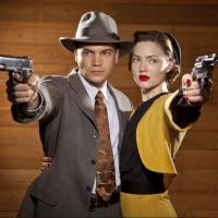 Photo Flash: First Look - History/Lifetime's BONNIE & CLYDE Miniseries