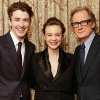 Photo Flash: SKYLIGHT Opens on Broadway - Inside the After-Party with Carey Mulligan, Bill Nighy & More!