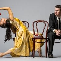 Hubbard Street and The Second City Present THE ART OF FALLING, Now thru 10/19