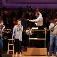 Photo Coverage: Jeremy Jordan, Norm Lewis and More in Rehearsal with the New York Pops