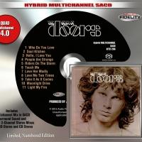'The Best Of The Doors' to Be Released on Quadraphonic 4.0 Multichannel Hybrid SACD
