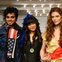 Photo Flash: Designer Mischka Velasco Brings STRING THEORY to New York Fashion Week