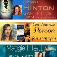 This Week at Bookworks Features Lynne Hinton, Cea Sunrise Person, Maggie Hall and More