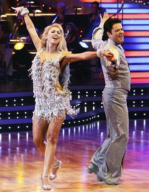 Donny Osmond to Join DWTS Judges Panel; Couples to Dance to Disney's Frozen, Aladdin & More