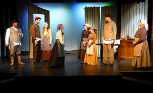 Photo Coverage: Kentwood Players' FIDDLER ON THE ROOF Celebrates Its Spectacular Opening Weekend!