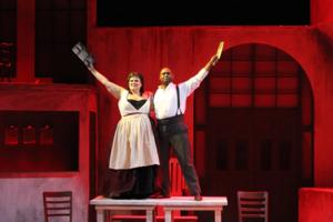 BWW Reviews: SWEENEY TODD at White Plains Performing Arts Center