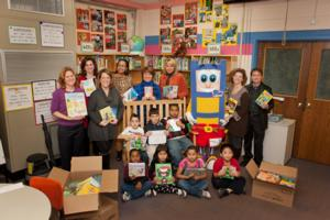 City National Bank, Barnes & Noble Donate Over 52,000 Books to Schools and Nonprofits in Four States