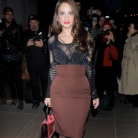 Alexa Ray Joel 'Feeling Much Better' After Fainting Onstage at Cafe Carlyle